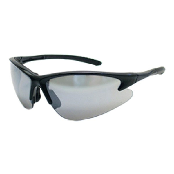 Safety Glasses Black Frame : SAS Safety 540-0603 - DB2 Safety Glasses - Black Frame ...