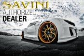 Savini Authorized Dealer