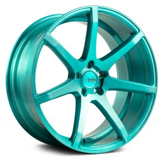 SAVINI® - BM-10 Brushed Teal