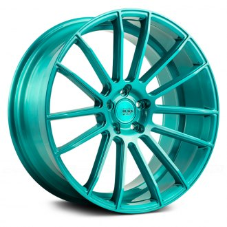 SAVINI® - BM-9 Brushed Teal