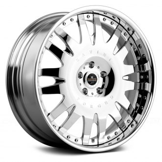 SAVINI® - SV13 3PC Chrome