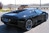 SAVINI® - SV-15 Custom Painted on Lamborghini Murcielago