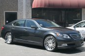 SAVINI® - SV-15 Custom Painted on Lexus LS