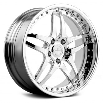 SAVINI® - SV2 3PC Chrome
