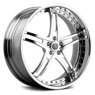 SAVINI® - SV23 3PC Chrome