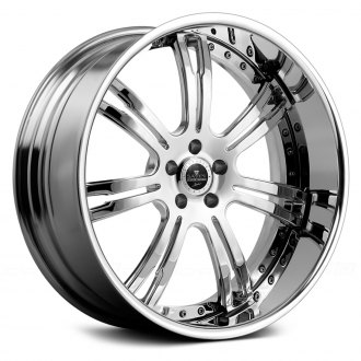 SAVINI® - SV24 3PC Chrome