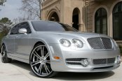 SAVINI® - SV-24S Custom Painted on Bentley Continental