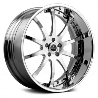 SAVINI® - SV26 3PC Chrome