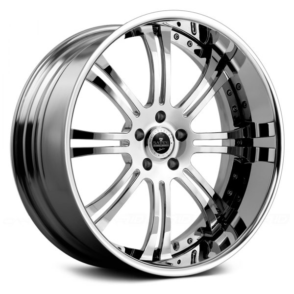 SAVINI® - SV-27S Chrome