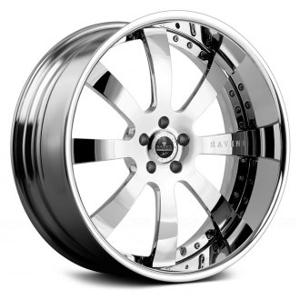 SAVINI® - SV28 3PC Chrome