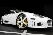 SAVINI® - SV-29S Custom Painted on Spyker C8