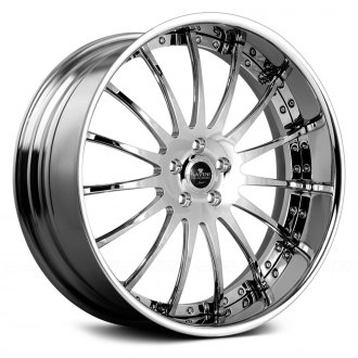 SAVINI® - SV34 3PC Chrome