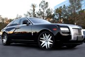 SAVINI® - SV-36C Custom Painted on Rolls Royce Ghost