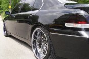 SAVINI® - SV-36S Custom Painted on BMW 7-Series