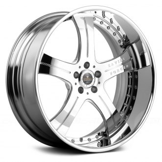 SAVINI® - SV3 3PC Chrome