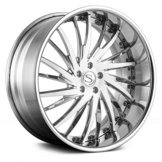 SAVINI® - SV64 3PC Brushed