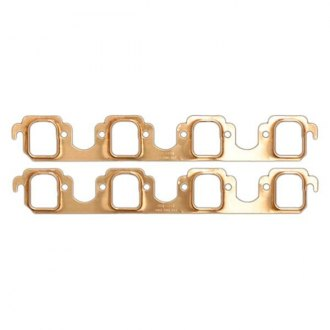 SCE Gaskets® - Pro Copper Embossed Exhaust Gaskets