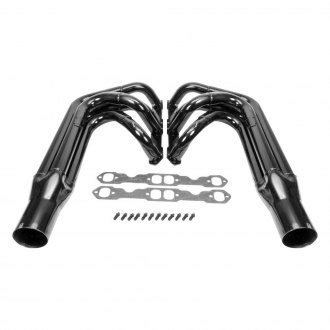 "Schoenfeld Headers® - Sprint Car Headers, Tubes 1 7/8""-2"", Collector ID 3 1/2"", Collector Length 9"""