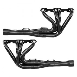 Schoenfeld Headers® - Steel Painted Sprint Car Exhaust Headers