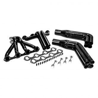 "Schoenfeld Headers® - IMCA Modified Headers, Tubes 1 5/8""-1 3/4"", Collector ID 3"", Collector Length 8"""