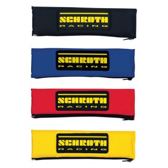 Schroth® - Shoulder Pads with Yellow Logo