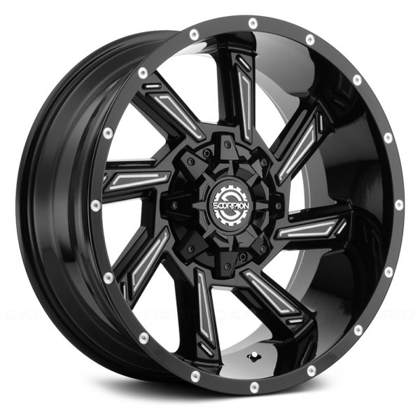 Image result for scorpion sc25 wheel