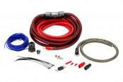 Scosche® - 4AWG OFC Amp Power Kit (Bulk Polybag)
