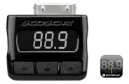 Scosche® - Wireless FM Transmitter with RDS for iPod and iPhone
