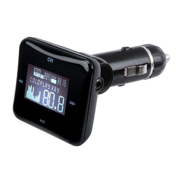 Scosche® - Digital FM Transmitter for Mobile Devices with Remote