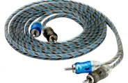 Scosche® - Performance Twisted RCA Cable