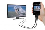Scosche® - HD Audio/Video Cable for iPhone and iPod