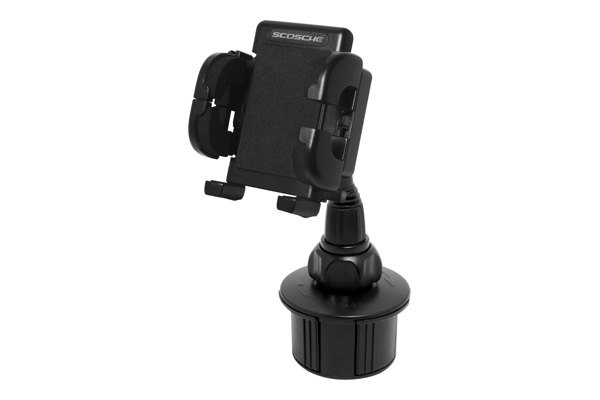 Scosche® - Cup Holder Mount Kit for Portable GPS