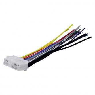 cr02rb_6 dodge dakota oe wiring harnesses & stereo adapters carid com Scosche Wiring Harness Color Code at bayanpartner.co
