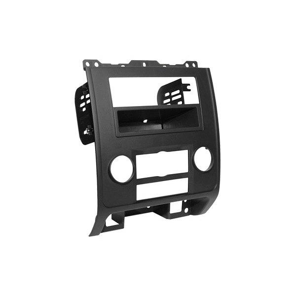 Scosche Fd1436blkb Singledouble Din Black Stereo Dash Kit With
