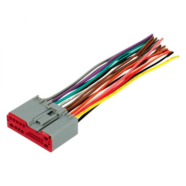 Ford F-250 2004 Factory Replacement Wiring