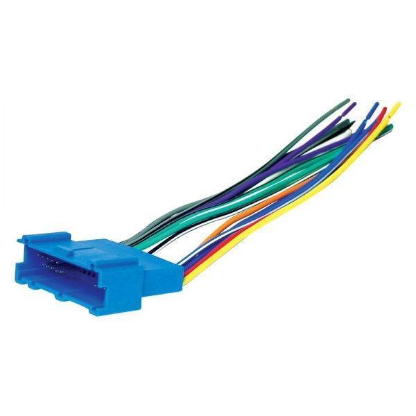 Scosche Wiring Harness Gm 2000