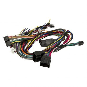 chevy monte carlo oe wiring harnesses stereo adapters carid com scosche® premier series 24 pin harness for gm28sr interface