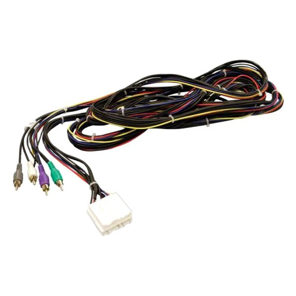 Scosche® GMK2B - Aftermarket Radio Wiring Harness with OEM Plug and on
