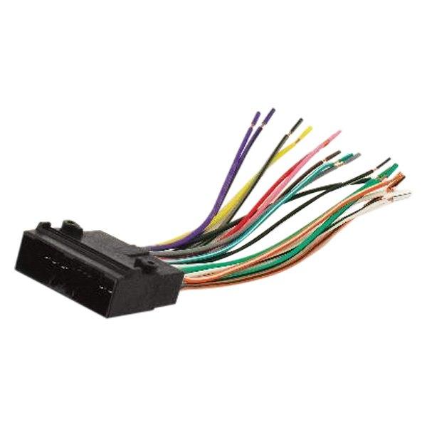 ha10b_1 scosche� ha10b aftermarket radio wiring harness with oem plug scosche radio wiring harness at gsmx.co