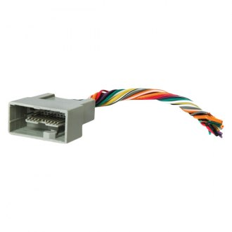 ha11b_6 2011 honda accord oe wiring harnesses & stereo adapters at carid com Scosche Wiring Harness Color Code at n-0.co