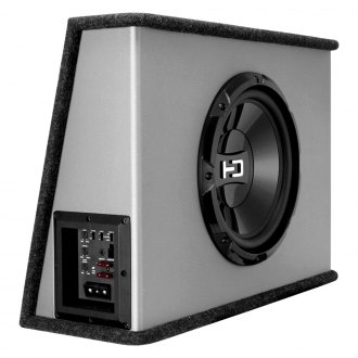 "Scosche® - 10"" HD Series Single Vented Powered 500W Subwoofer Enclosure"