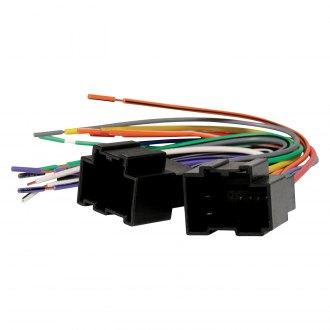 2008 kia sorento oe wiring harnesses \u0026 stereo adapters \u2014 carid comscosche® aftermarket radio wiring harness with oem plug
