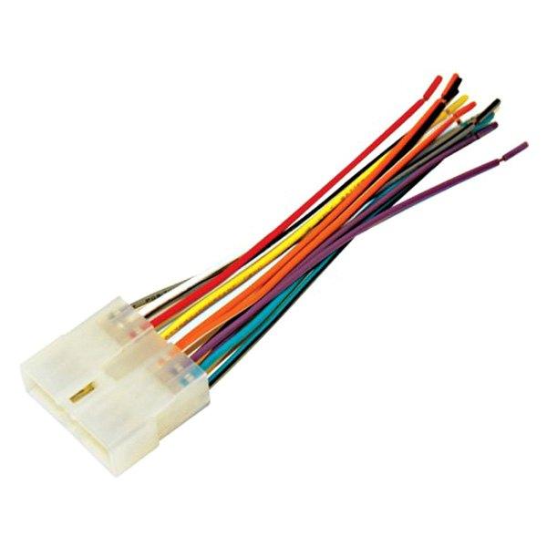 im01b_1 scosche� im01b aftermarket radio wiring harness with oem plug scosche radio wiring harness at gsmx.co