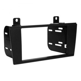 Scosche® - Double DIN Black Stereo Dash Kit