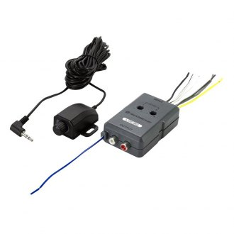 Scosche® - 2-Channel Line-Out Converter with Remote Level Control