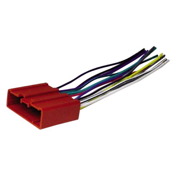 [QMVU_8575]  Scosche® MA03B - Aftermarket Radio Wiring Harness with OEM Plug | Scosche Radio Wiring Harness |  | CARiD.com