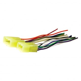 mc01b_6 mitsubishi mirage oe wiring harnesses & stereo adapters carid com Wire Harness Assembly at bayanpartner.co