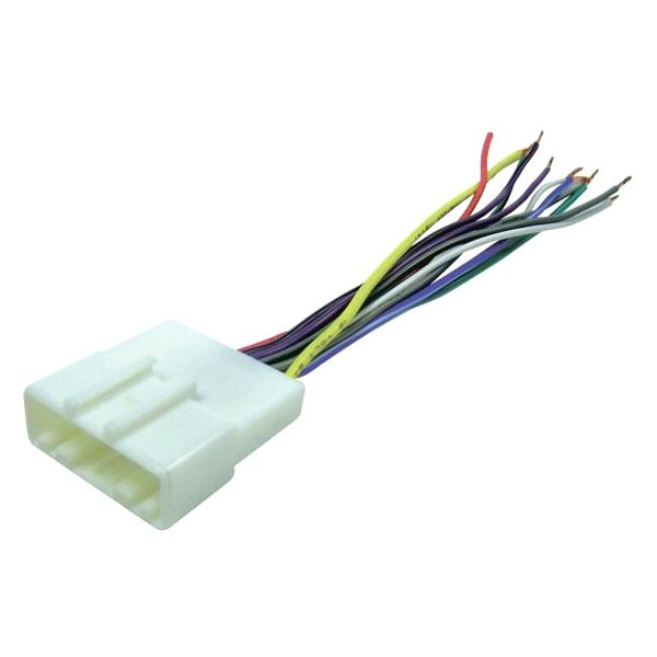 nn04b_1 scosche� nn04b aftermarket radio wiring harness with oem plug scosche radio wiring harness at gsmx.co