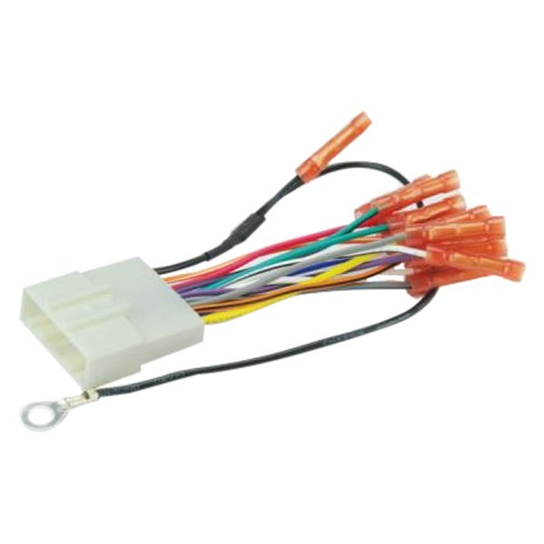 Groovy Scosche Nissan Rogue 2008 Aftermarket Radio Wiring Harness With Wiring Cloud Nuvitbieswglorg