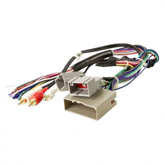 s3fd23_6 ford escape oe wiring harnesses & stereo adapters carid com  at readyjetset.co